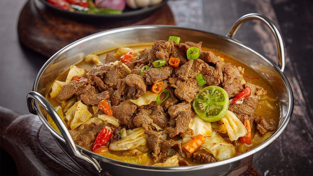 cara memasak tengkleng kambing