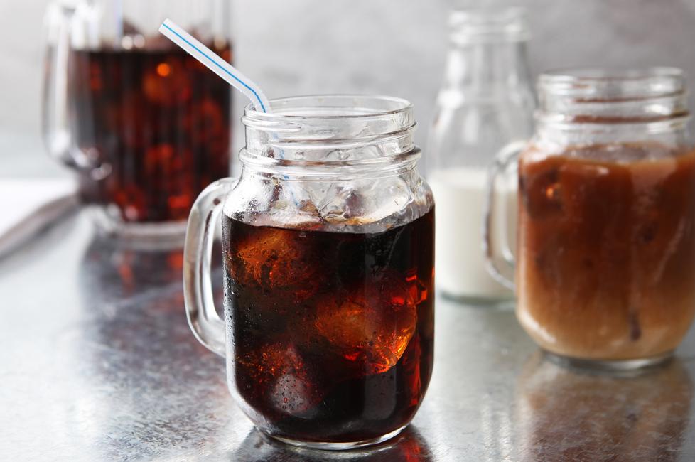 cara membuat kopi cold brew