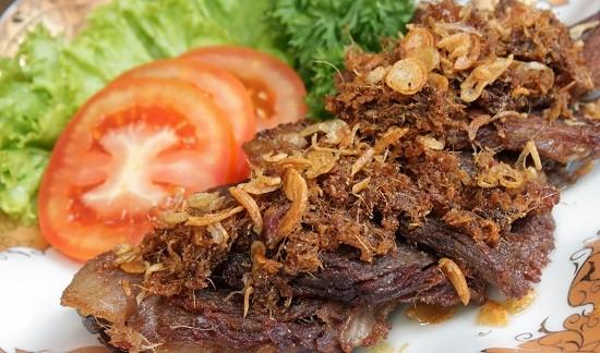 resep empal goreng daging sapi