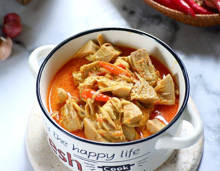 resep sayur nangka tetelan