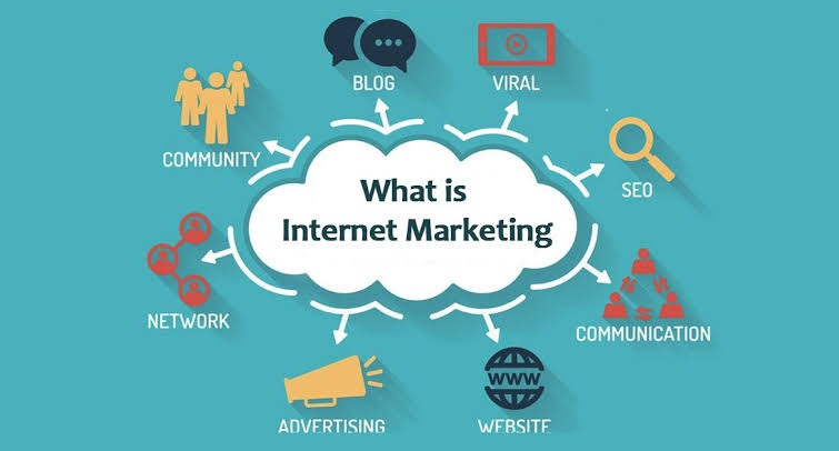 Jenis Online Marketing