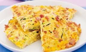 Cara Membuat Omelet Mie
