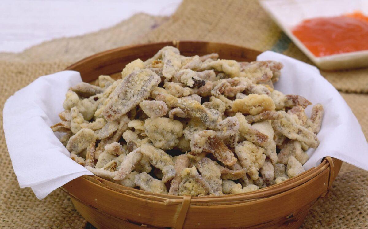 resep membuat keripik jamur
