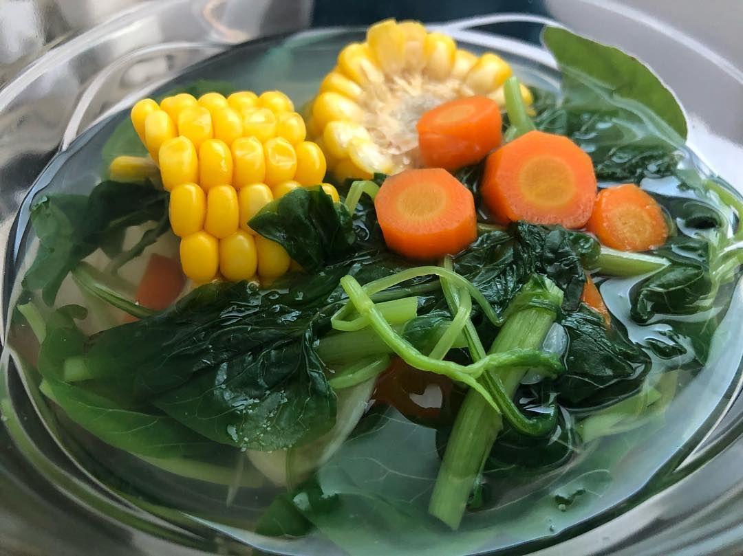 Cara Memasak Sayur Bayam Jagung